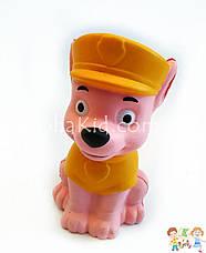 Сквиш щенячий патруль Маршал / Squishy / Сквуши / Игрушка-антистересс, фото 3