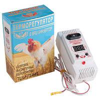Терморегулятор цифровой для инкубатора ЛИНА
