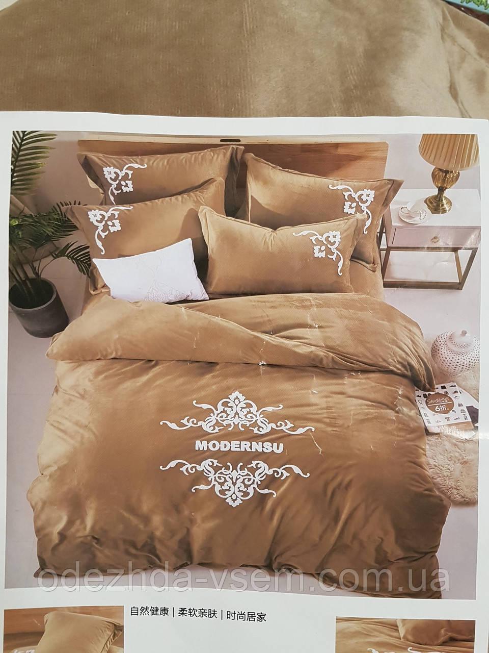 Набор постельного белья из микрофибры  Люкс качества