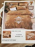 Набор постельного белья из микрофибры  Люкс качества, фото 2
