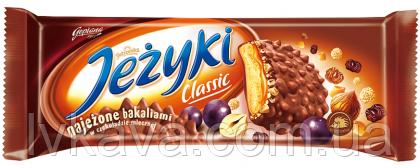 Печенье  Jezyki classic  Goplana,  140 гр, фото 2