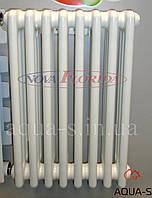 Радиатор трубчатый дизайнерский Nova Florida Mood алюминиевый  (H=1400 мм.) Италия