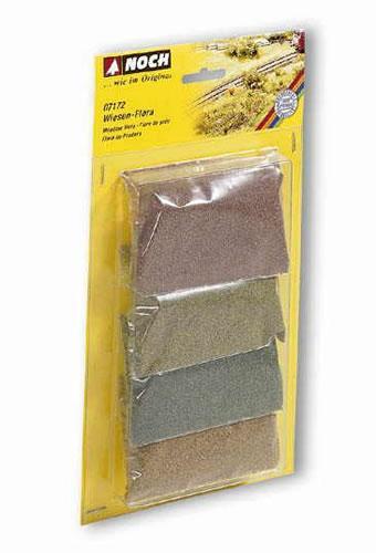 Noch 07172 комплект имитаторов луговой растительности 4штуки