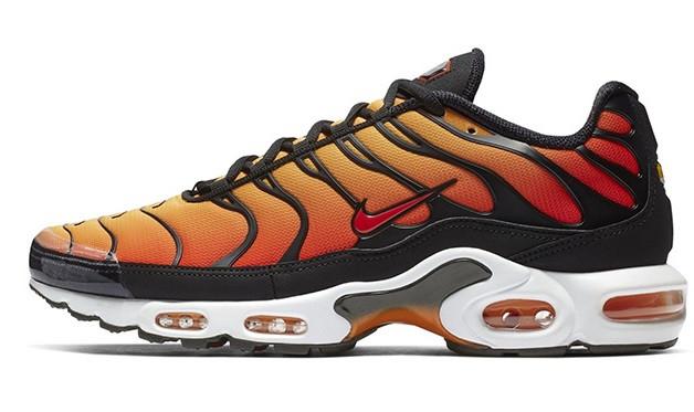 27bc2e32 Мужские кроссовки Nike Air Max Tn Plus Tiger (найк аир макс тн, черные /