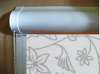 Ролеты тканевые (рулонные шторы) Print Besta uni закрытый короб