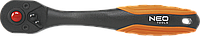 Трещотка изогнутая 1/2'' 250 мм 08-511 Neo, фото 1