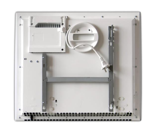 Бытовой электрический конвектор Thermor CHG–3 PACK0 1000 Вт Soprano (серия HD-0) задняя крышка