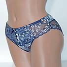 Трусы женские синий Lanny Mode, фото 4
