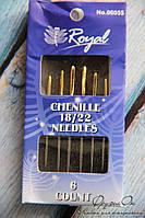 Голки для вишивки стрічками Royal #18\22