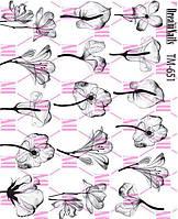 Слайдер-дизайн Dream Nails TM-651