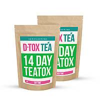 Детокс 14 дней чай для похудения  D•TOX TEA  , купить, цена