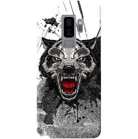Чехол для Samsung Galaxy S8 Plus Angry Wolf
