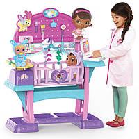 Disney Doc Mcstuffins Baby All in One Nursery Toy игровой набор уход за куклами доктор плюшева