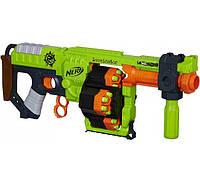 Бластер удар зомби Nerf Zombie Strike Doominator Blaster