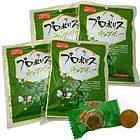Morikawa Kenkodo детские конфеты с прополисом и медом от горла, вирусных заболеваний уп 23 шт, фото 3
