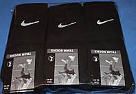 Носки мужские в стиле Nike 42-45 размер,черный. 12 пар.