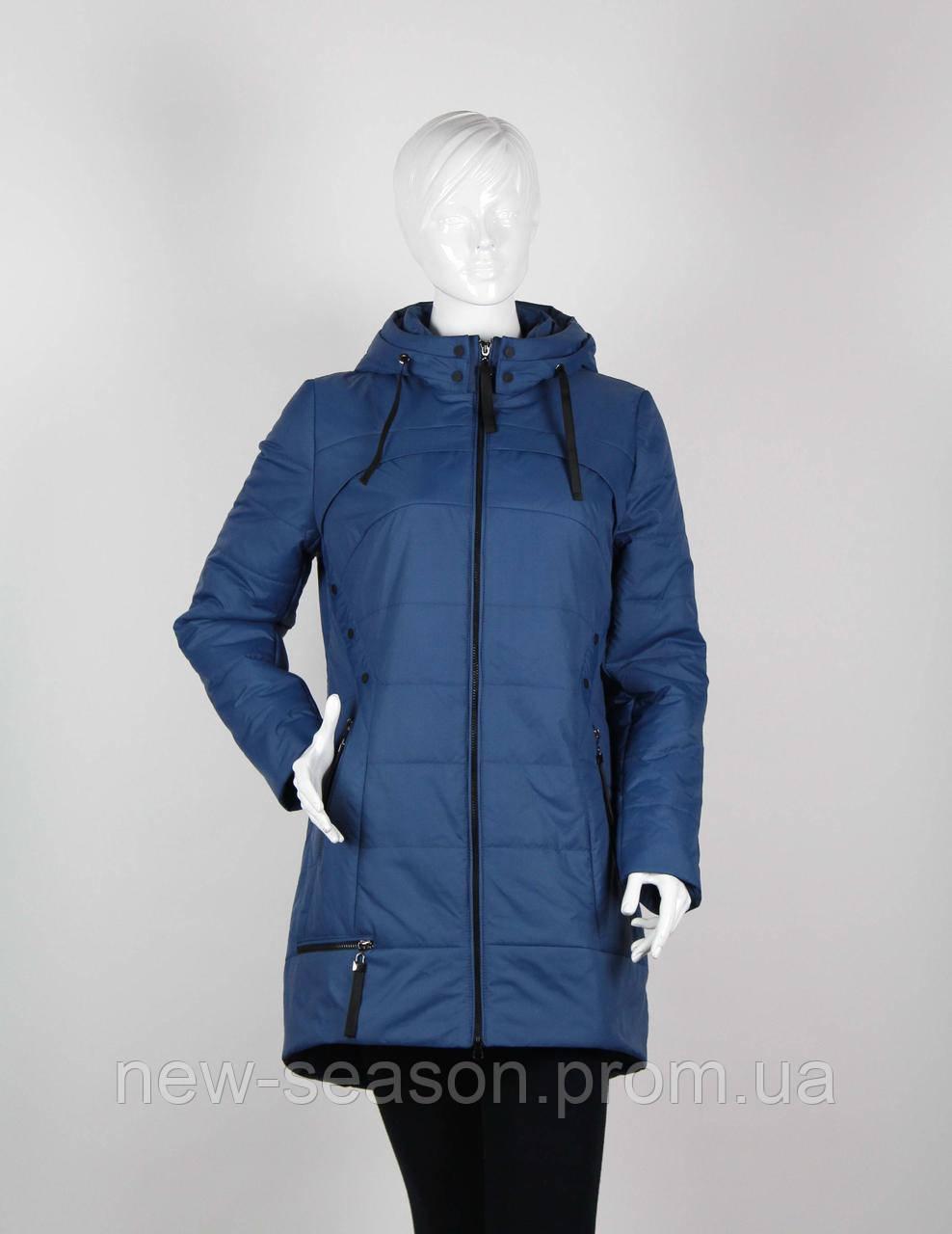 Куртка демисезонная Origa Фристайл синий