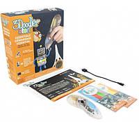 3D-ручка 3Doodler Start для детского творчества Креатив прозрачная