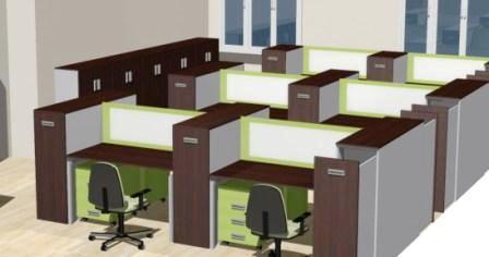 Офисная мебель на заказ Фото-2