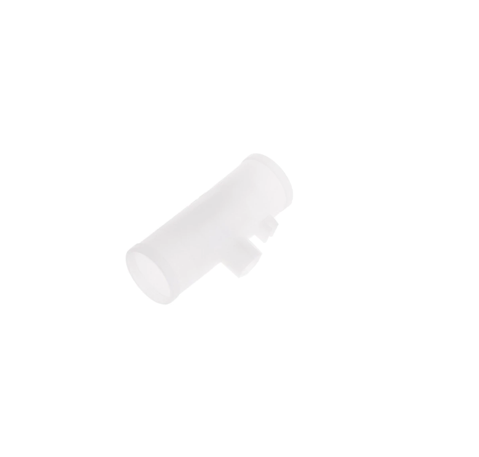 Соединитель для труб для бака с резьбой под ниппельную поилку