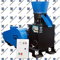 Гранулятор кормов и пеллет GRAND-300 (30кВт, 380В, 3000 об/мин), фото 1