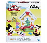 Play-Doh Disney Mickey Mouse плей до Микки маус Волшебный театр пластилин