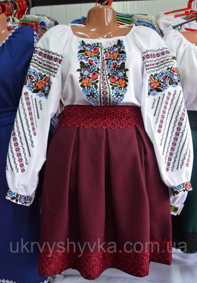 bcf22ea920bd17 Костюм в українському стилі
