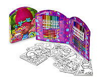 Crayola Набор для творчества Тролли Розочка 40 предметов Trolls Creativity Tool Kit