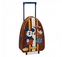 Mickey Mouse Rolling Luggage Чемодан на колесах Микки Дисней
