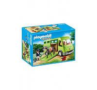 Playmobil 6928 Автобус для перевозки лошадей