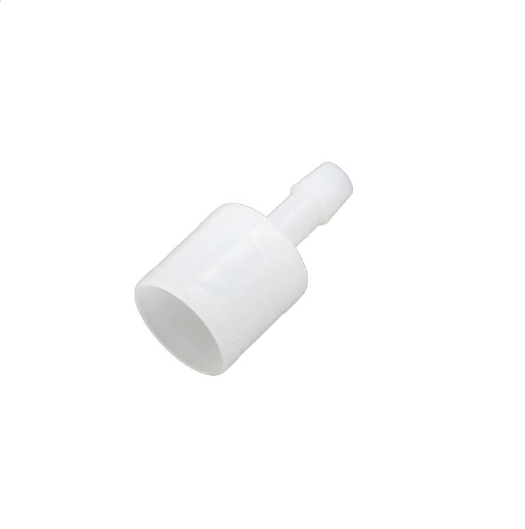 Переходник с бака, трубы 25 мм на шланг 10 мм для ниппельного поения
