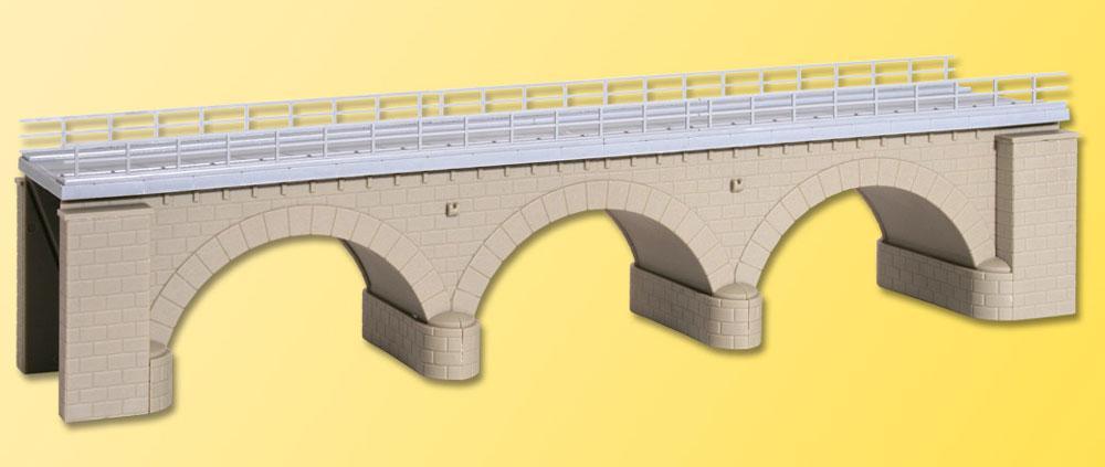 Kibri 39721  Мост Каменный арочный длиной 34 см