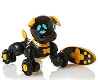 WowWee Интерактивный робот щенок черный  Chippies
