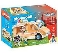 Playmobil 9114 Плеймобил Фургон с мороженным Ice Cream Truck