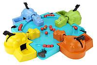 Настольная игра Голодные бегемотики Hungry Hippos Hasbro 98936