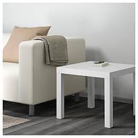 IKEA LACK (200.114.13) Стол журнальный, белый