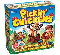 Игра Поймай цыпленка Pickin Chickens