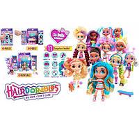 Кукла Хэрдораблс Оригинал Hairdorables Collectible Surprise Dolls Series 1