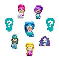 Игровой набор 8 мини-джиннов Шиммер и Шайн Shimmer Shine,Teenie Genies Series 2 Genie 8 Pack