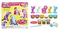 Набор пластилина Play-Doh My Little Pony стильные пони Style Ponies