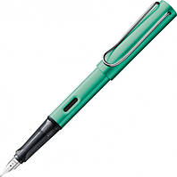Ручка Чернильная Lamy AL-Star Зелёная F / Чернила T10 Синие (4014519669937), фото 1