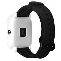 Amazfit Bip Защитный силиконовый чехол для смарт часов, White, фото 4