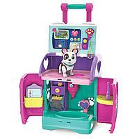 Doc McStuffins доктор плюшева мобильная клиника чемодан доктора Baby All in One Nursery Pet Rescue Mobile