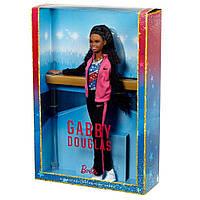 Barbie Collector Gabby Douglas Кукла Барби коллекционная гимнастка Габриэль