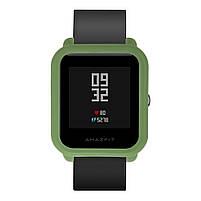 Amazfit Bip Защитный силиконовый чехол для смарт часов, Green, фото 2