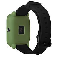Amazfit Bip Защитный силиконовый чехол для смарт часов, Green, фото 4