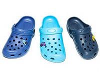 Крокссы детские , 30-35 размер. Детская летняя обувь оптом