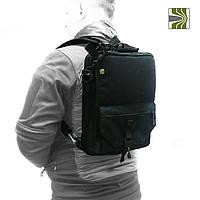 Тактичний планшет (тактична сумка планшет), колір чорний (без системи молле та індифікаторів), фото 1