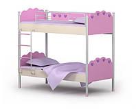 Двухярусная кровать Pn-12 мебель детская.