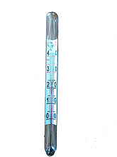 Термометр для инкубатора +0/+40 стекло